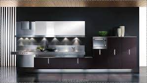 industrial style kitchen in home decoration for interior design