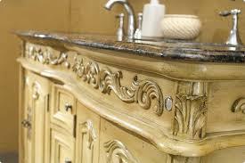 58 Inch Bathroom Vanity Magnificent 58 Inch Double Sink Vanity 58inch Bowman Vanity