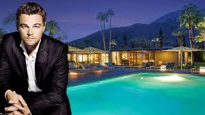 Leonardo Dicaprio Home by Leonardo Dicaprio 5 2 Million House In Palm Springs California