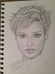 243 best portraits images on pinterest drawings draw and painting