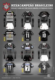 Preferidos Camisas Corinthians Hexacampeão, uniformes 2 – Futebol Ilustrado &PL61