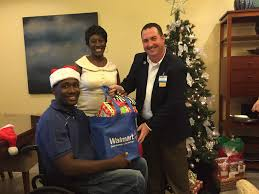walmart thanksgiving dinner wal mart u0027s contribution celebrated at fisher house tbo com
