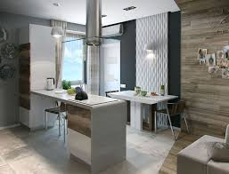 New Bedroom Wall Reclaimed Mosaic Wood Tiles Modern by 23 Reclaimed Wood Kitchen Islands Pictures Designing Idea