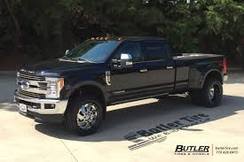Ford F350 Truck Tires - ford f350 with 22in fuel cleaver wheels exclusively from butler