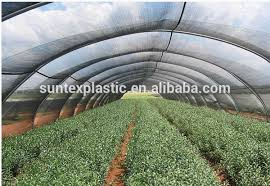 hdpe material uv stabilized cagricultural shade netting vegetable