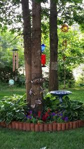 12 amazing ideas for flower beds around trees flower gardens