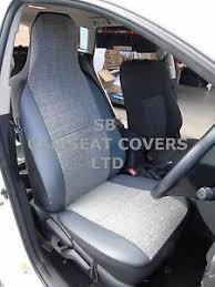 siege citroen c2 i adapté à citroen c2 housses de siège auto marbre gris pvc