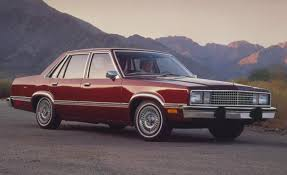 ford fairmont when insignificant cars draw attention