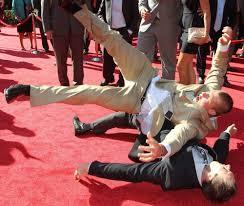 Hernandez Brothers Carpet by Gronkowski Nas Brandon Jennings Swizz Beatz On The Espy U0027s Red