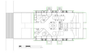 Mexican House Floor Plans The House In The Air Mexico City Uncube