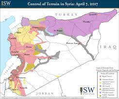 Raqqa Syria Map by Isw On Twitter