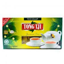 Teh Melati tji teh celup melati tea 100 ct 2 gr 200 gram