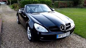video review of 2007 mercedes slk 280 convertible for sale sdsc