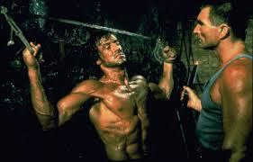 film rambo adalah film rambo first blood part ii sylvester stallone ngamuk di