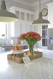 decorate kitchen island 3 simple tips for styling your kitchen island white vases