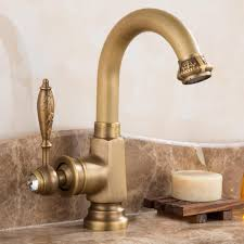 Antique Kitchen Sink Faucets Reviews New Arrival Water Tap High Quality Antique Kitchen Faucet