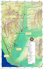 Porcupine Mountains State Park Map by Mountain Biking The San Clemente Singletracks Of San Onofre State