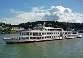 enjoy one of the many river boat cruises in germany for a stress