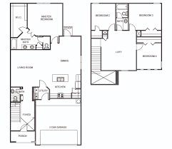 Mission San Jose Floor Plan by 3727 Jose C Santos Dr Westwind Homes