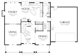 2500 Sq Foot House Plans 5 Eplans New American House Plan Plans With 2500 Sq Ft Nice