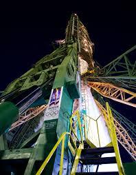 third stage of the soyuz booster rocket nasa