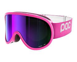 pink motocross goggles poc retina ethylene pink grey purple mirror poc ski snowboard