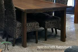 Dining Room Furniture Chicago Live Edge And Slab Dining And Conference Tables And Tops