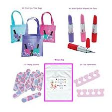 Spa Favors by Spa Mini Tote Bags 1 Dz Toys
