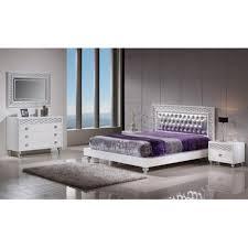 meuble elmo chambre chambre à coucher adulte laquée et capitonnée canapé literie
