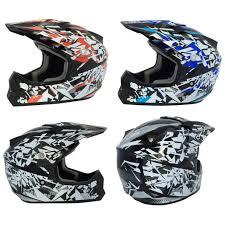 motocross kids gear viper rs x13 craze kids helmet blda motorbikes