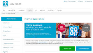 co op home insurance images
