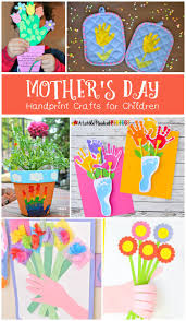 mother u0027s day handprint crafts for children