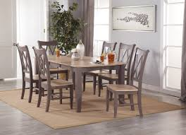 table and chair sale kitchen and dining room furniture whitewood claystone whitewash dining set