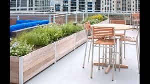 modern balcony planters garden ideas balcony planter box ideas youtube
