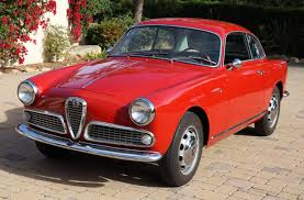 vintage alfa romeo 1961 alfa romeo sprint vintage sports cars for sale patrick smiekel