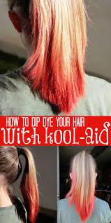 the 25 best kool aid dip dye ideas on pinterest kool aid hair