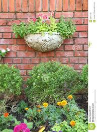 decorative garden walls blocks cinder block wall design with