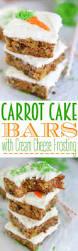 best 25 carrot cake bars ideas on pinterest icing for carrot