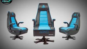 Gaming Chair Rocker X Rocker Infiniti Playstation Gaming Chair Youtube
