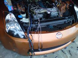 Nissan 350z Stereo Wiring Harness Diy Wire Tuck My350z Com Nissan 350z And 370z Forum Discussion
