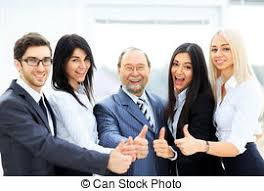 equipe bureau manager businessman fond bureau equipe affaires bureau