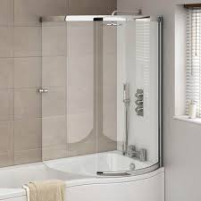 the advantages of having an l shaped shower bath kitchen ideas p shaped shower bath cruze p shaped sliding bath screen available at victorian plumbing