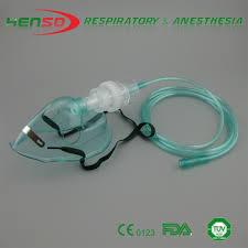 Masker Uap henso pakai pvc aerosol nebulizer masker nebulizer masker dengan