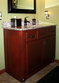 Maple Bathroom Vanity by Custom Maple Bathroom Vanity St Rose Il U2014 Dba Custom Woodworking