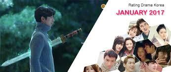 film korea rating terbaik rating drama korea bulan januari 2017 review drama asia
