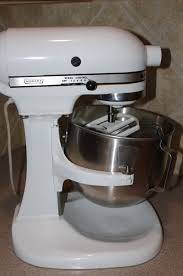 Kitchen Aid Mixers by The Girls Kitchenaid Hobart Model K5 A