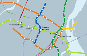 Metro Map Montreal by Catbus Blog Archive The Rem Proposal Is The Best Transit