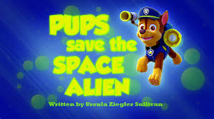 the adventures of scamper the penguin pups save the space alien paw patrol wiki fandom powered by wikia