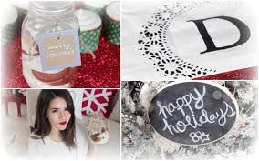 diy christmas gifts easy presents your friends family will love