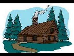 log cabin drawings how to draw a log cabin youtube